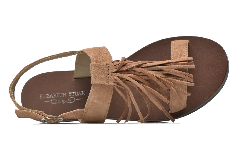 Sandales et nu-pieds Elizabeth Stuart Perrys 606 Beige vue gauche