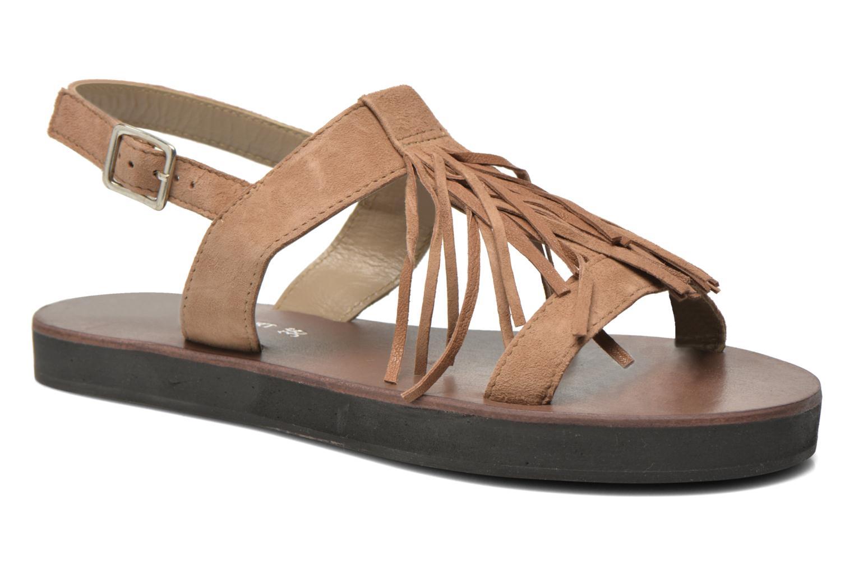 Sandales et nu-pieds Elizabeth Stuart Perrys 606 Beige vue détail/paire