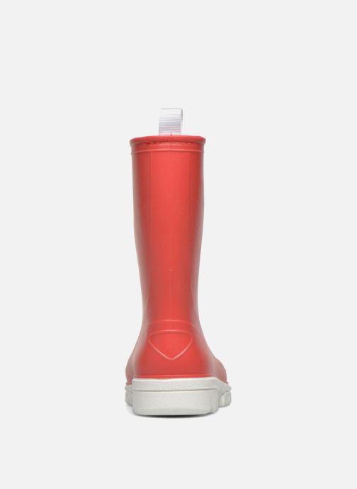 Støvler & gummistøvler SARENZA POP Virain kid Rød Se fra højre