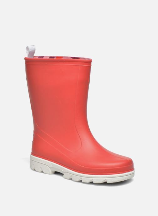 Støvler & gummistøvler SARENZA POP Virain kid Rød detaljeret billede af skoene