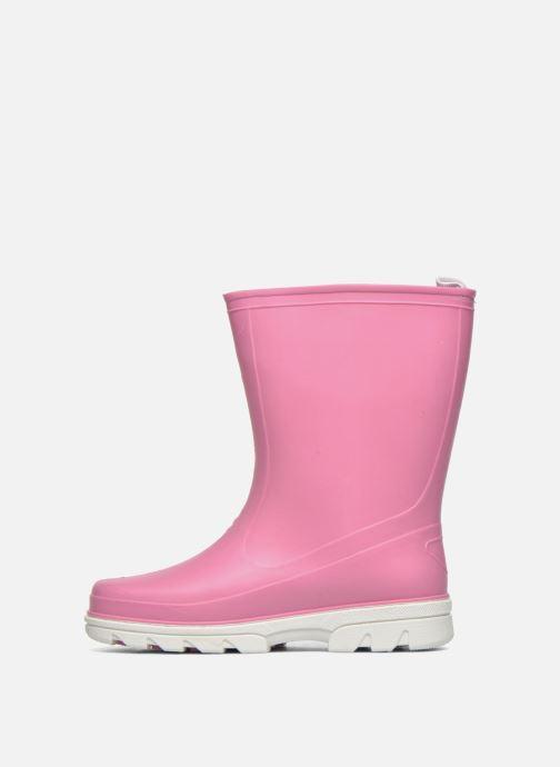 Boots & wellies SARENZA POP Virain kid Pink front view
