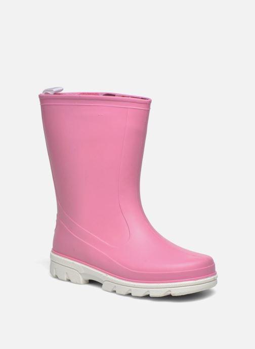 Støvler & gummistøvler SARENZA POP Virain kid Pink detaljeret billede af skoene