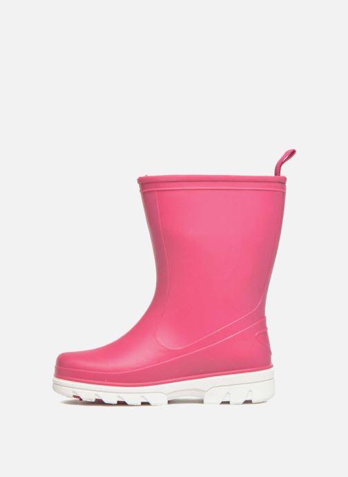 Stiefel SARENZA POP Virain kid rosa ansicht von vorne