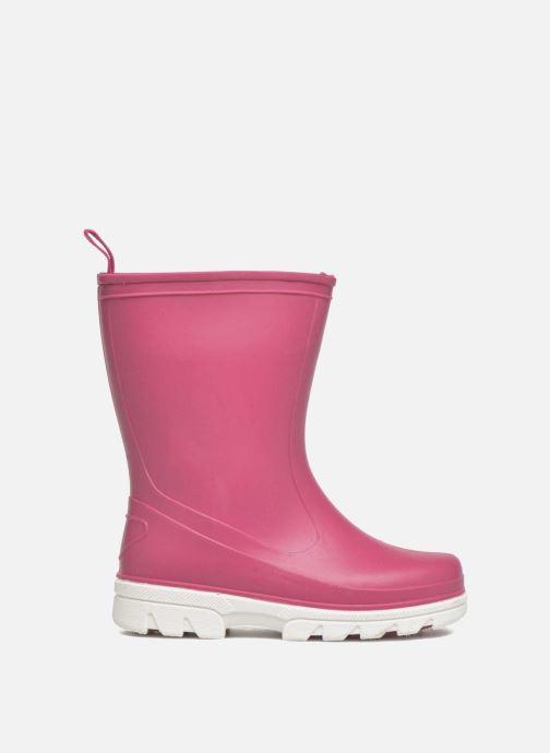 Boots & wellies SARENZA POP Virain kid Pink back view