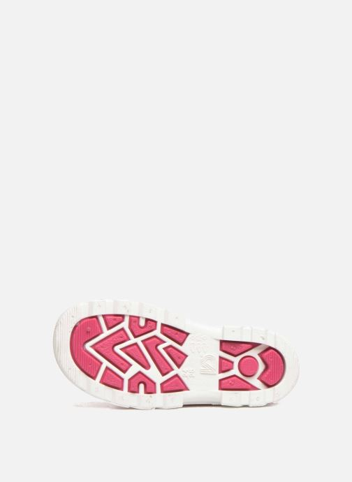 Boots & wellies SARENZA POP Virain kid Pink view from above