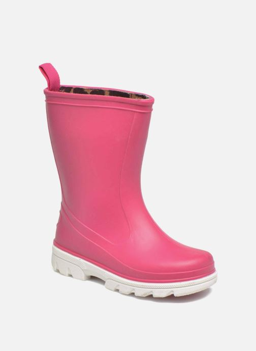 Boots & wellies SARENZA POP Virain kid Pink detailed view/ Pair view