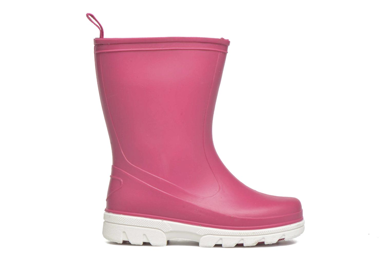 Boots & wellies SARENZA POP Virain kid Pink back view
