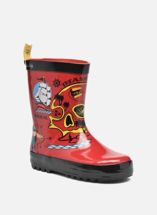Støvler & gummistøvler Be Only Aventure Rød detaljeret billede af skoene