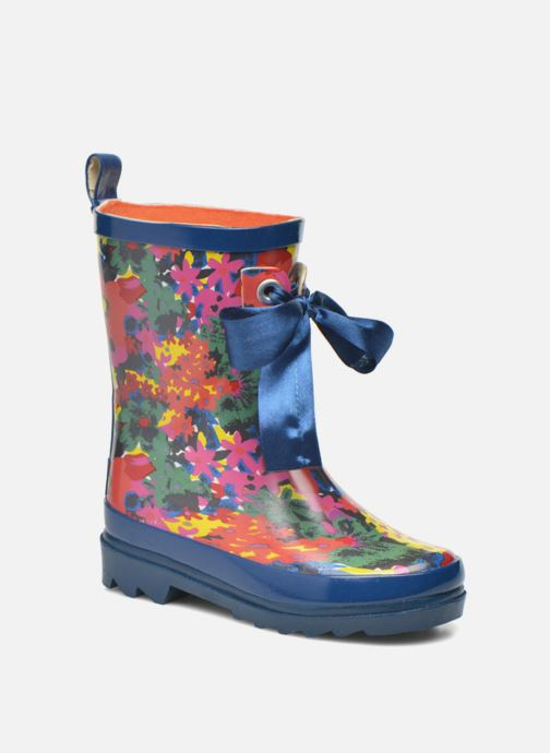 Boots & wellies Be Only Flower Blue detailed view/ Pair view