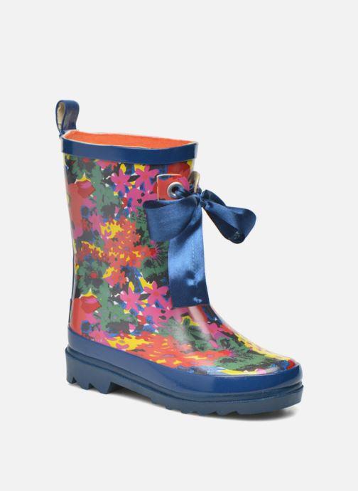 Laarzen Be Only Flower Blauw detail