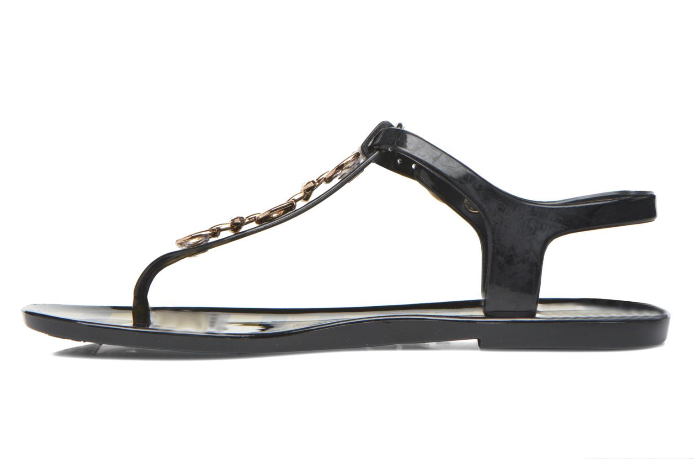 Sandales et nu-pieds Gioseppo Andarivel Noir vue face