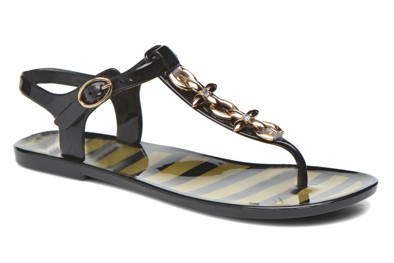 Sandales et nu-pieds Gioseppo Andarivel Noir vue détail/paire