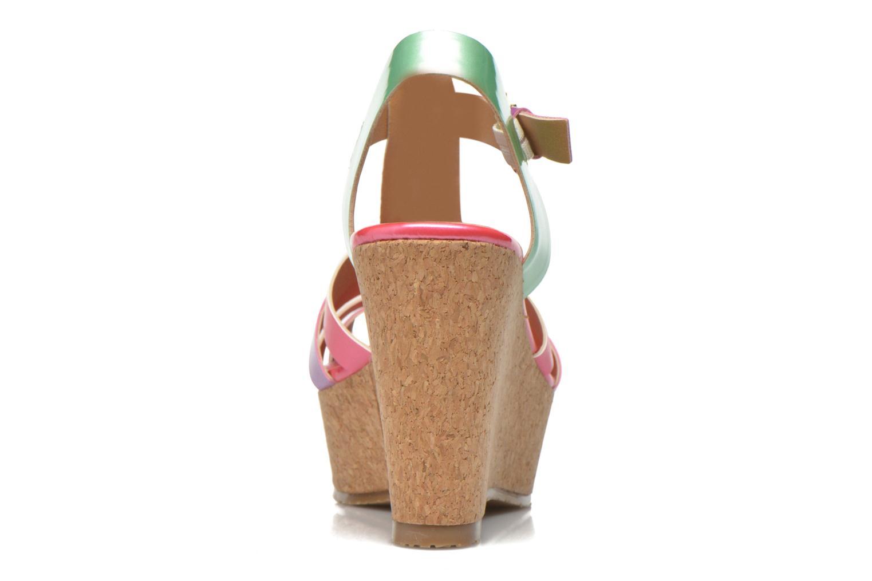 Sandales et nu-pieds Gioseppo Syrup Multicolore vue droite