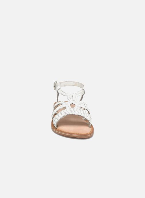 Sandals Gioseppo Jacinthe White model view