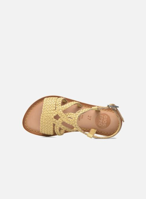 Sandales et nu-pieds Gioseppo Jacinthe Beige vue gauche