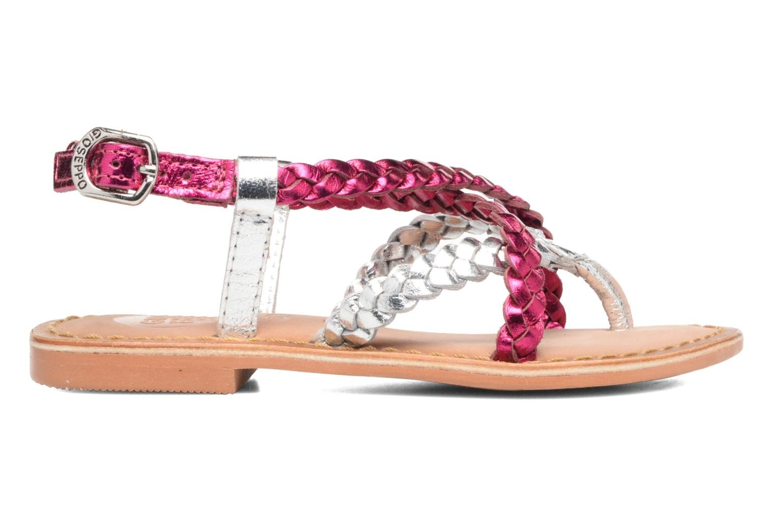 Sandals Gioseppo Orchidee Pink back view