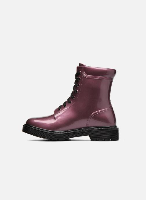 Bottines et boots Armani Jeans Claudia Bordeaux vue face