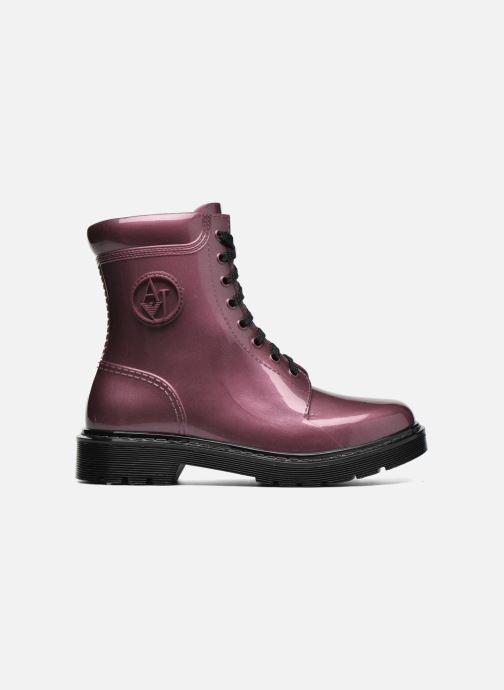 Bottines et boots Armani Jeans Claudia Bordeaux vue derrière