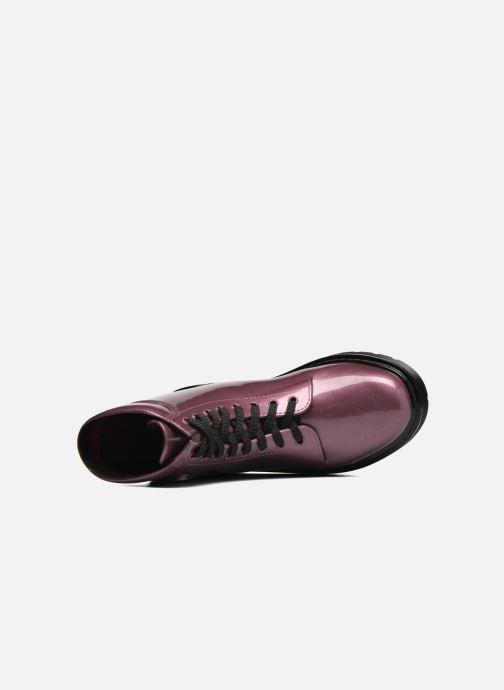 Bottines et boots Armani Jeans Claudia Bordeaux vue gauche