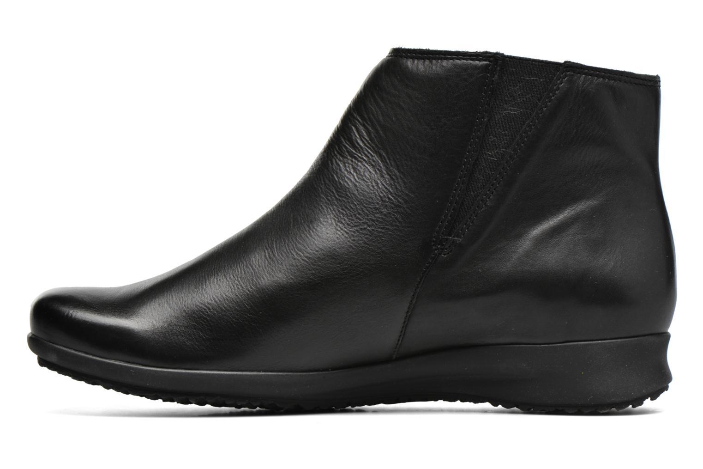 Bottines et boots Mephisto Filipina Noir vue face
