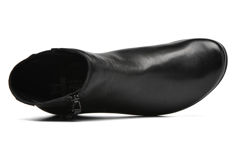Bottines et boots Mephisto Filipina Noir vue gauche