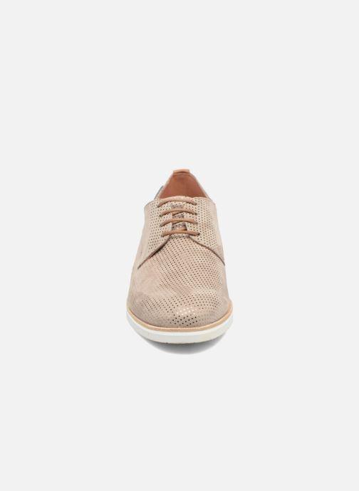 Chaussures à lacets Mephisto Poppy Beige vue portées chaussures