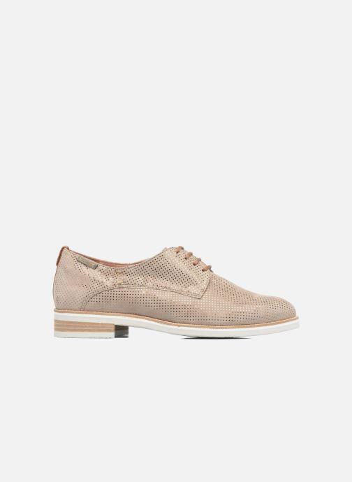Chaussures à lacets Mephisto Poppy Beige vue derrière