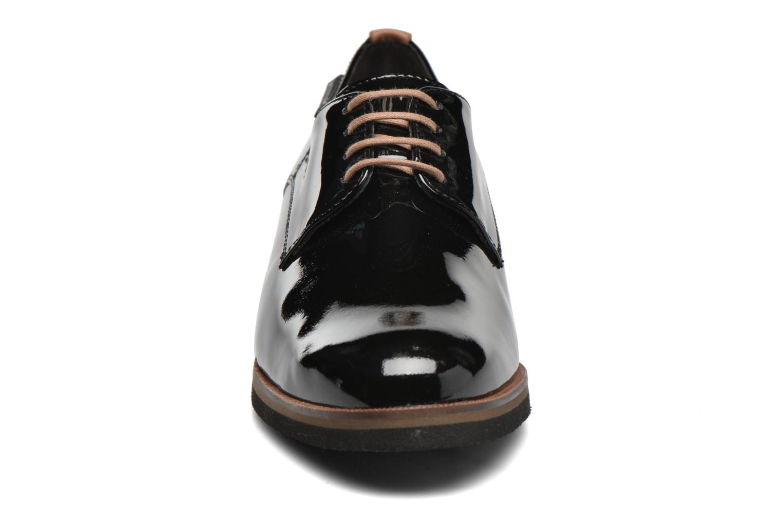 Chaussures à lacets Mephisto Poppy Noir vue portées chaussures