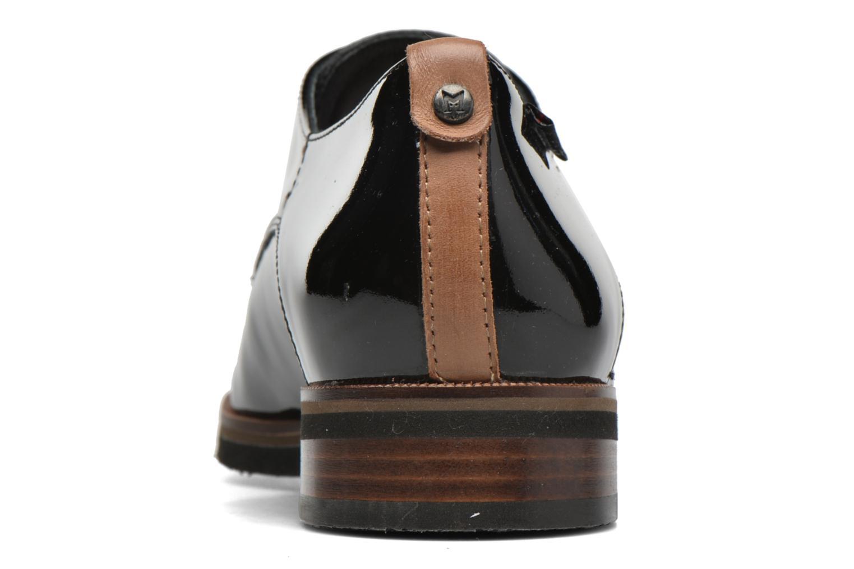 Chaussures à lacets Mephisto Poppy Noir vue droite