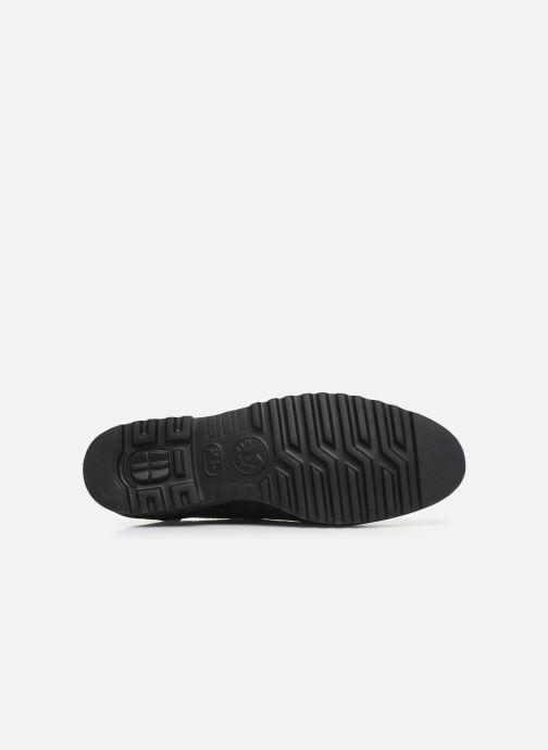 Chaussures à lacets Mephisto Sabatina Bleu vue haut