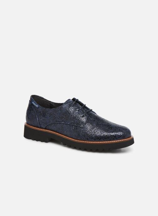 Chaussures à lacets Mephisto Sabatina Bleu vue détail/paire