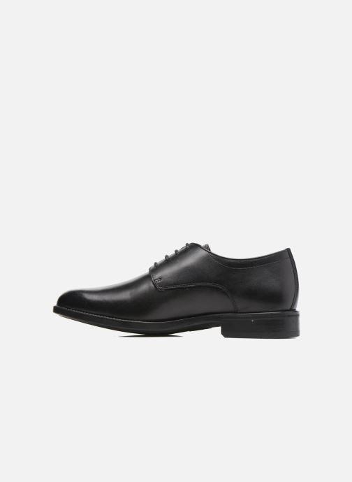 Zapatos con cordones Mephisto Cooper Negro vista de frente