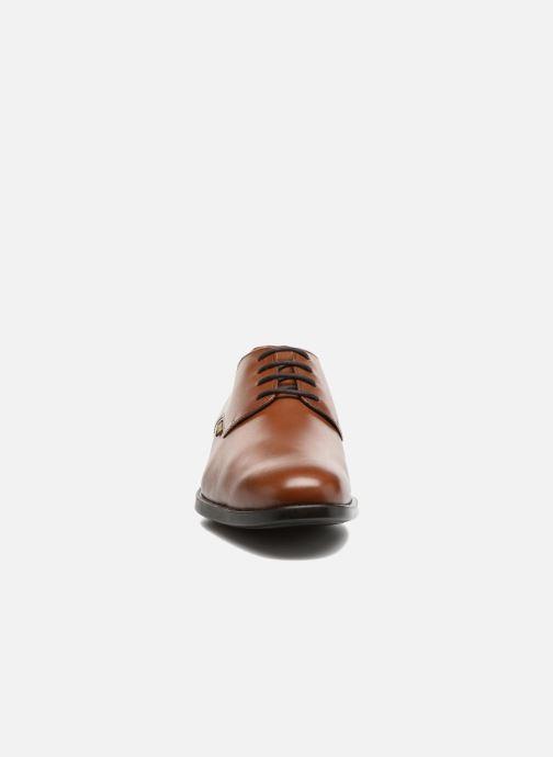 Zapatos con cordones Mephisto Cooper Marrón vista del modelo