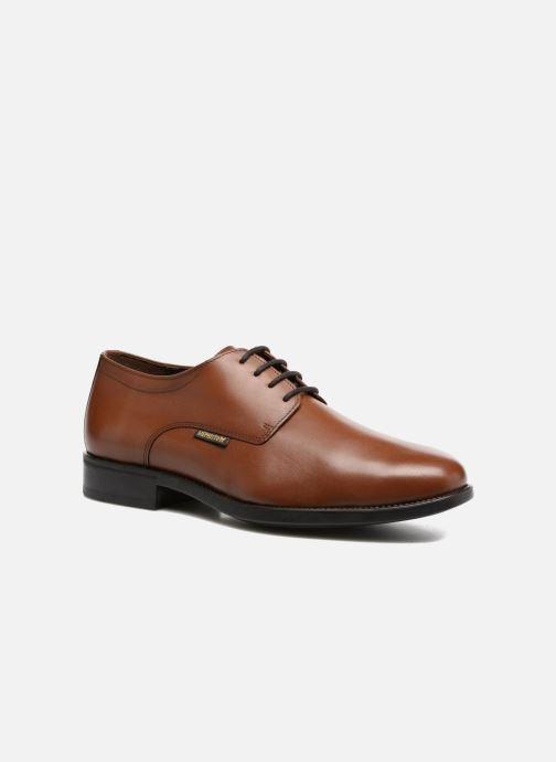 Zapatos con cordones Mephisto Cooper Marrón vista de detalle / par