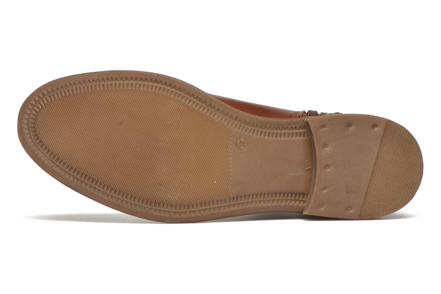 Ankle boots P-L-D-M By Palladium Namely CT Brown view from above