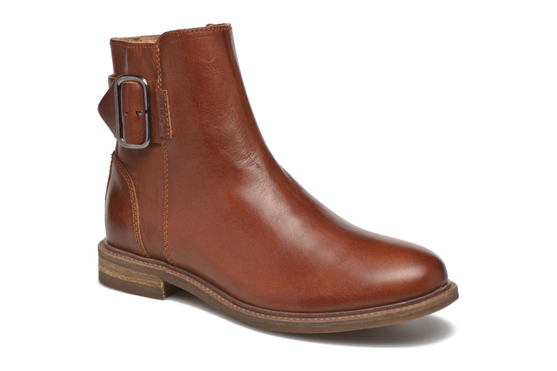 Bottines et boots P-L-D-M By Palladium Namely CT Marron vue détail/paire