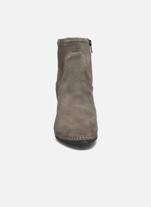 Bottines et boots P-L-D-M By Palladium Onside Sud Beige vue portées chaussures
