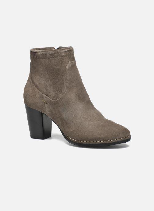 Bottines et boots P-L-D-M By Palladium Onside Sud Beige vue détail/paire