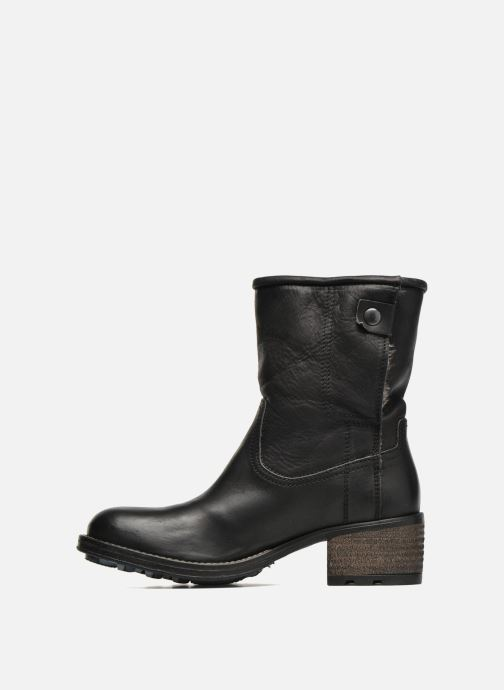 Bottines et boots P-L-D-M By Palladium Coventry CML Noir vue face