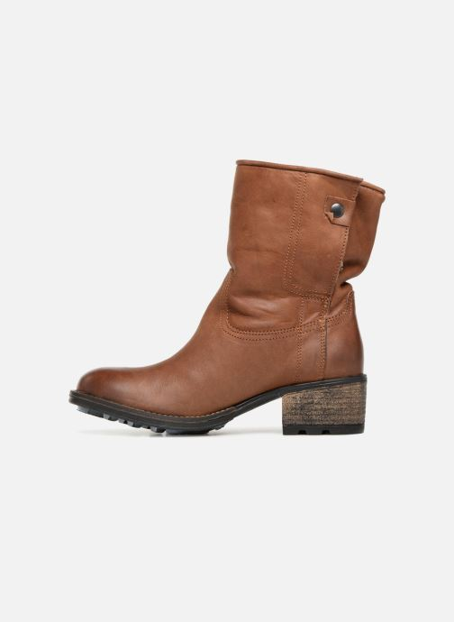 Bottines et boots P-L-D-M By Palladium Coventry CML Marron vue face