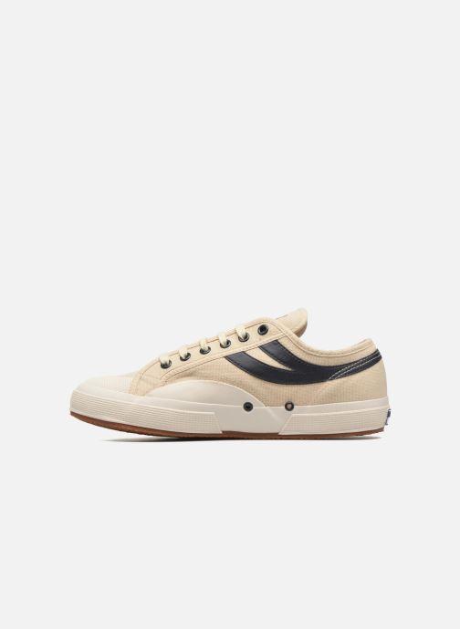 Sneakers Superga 2750 Cotu Panatta Beige voorkant