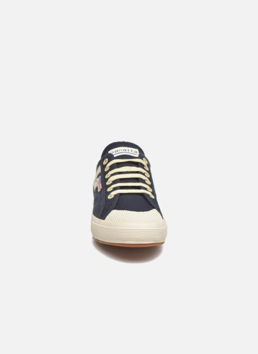 Sneakers Superga 2750 Cotu Panatta Blauw model
