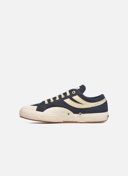 Sneaker Superga 2750 Cotu Panatta blau ansicht von vorne