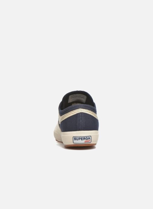 Sneakers Superga 2750 Cotu Panatta Blauw rechts