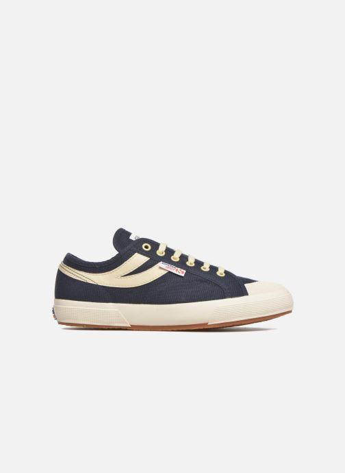 Sneaker Superga 2750 Cotu Panatta blau ansicht von hinten
