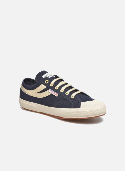 Sneakers Superga 2750 Cotu Panatta Blauw detail