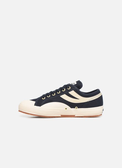 Sneakers Superga 2750 Cotu Panatta Azzurro immagine frontale