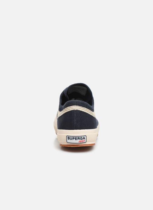 Sneaker Superga 2750 Cotu Panatta blau ansicht von rechts