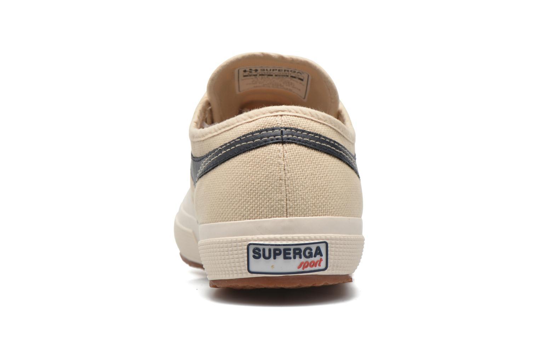 Sneakers Superga 2750 Cotu Panatta Beige rechts