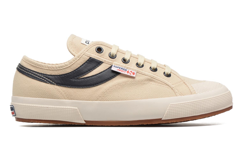 Sneakers Superga 2750 Cotu Panatta Beige achterkant
